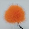 Оранжевый песец
