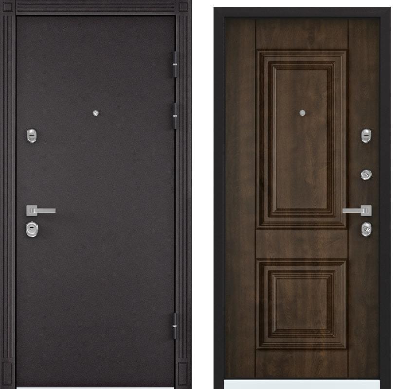 Входные двери Torex Professor 4+ горячий шоколад 5D3 орех грецкий generated_image-5.jpg