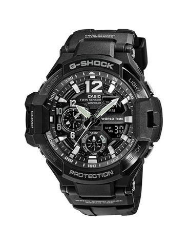 Часы мужские Casio GA-1100-1AER G-Shock Premium