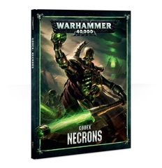Codex: Necrons (8th edition)