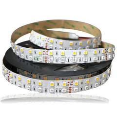 Светодиодная лента SMD 5050, 600 Led, IP33, 24V, Rgb+warmwhite, Standart