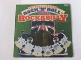 Сборник / The Great British Rock'N'Roll - Rockabilly Album (LP)