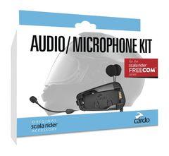 Установочный комплект Scala Rider Audio/Microfon Kit Freecom