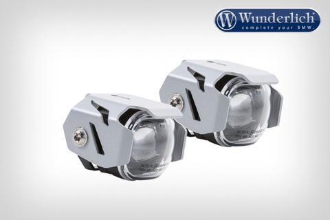 Дополнительная LED-фара (крепление на дуги) - серебристый