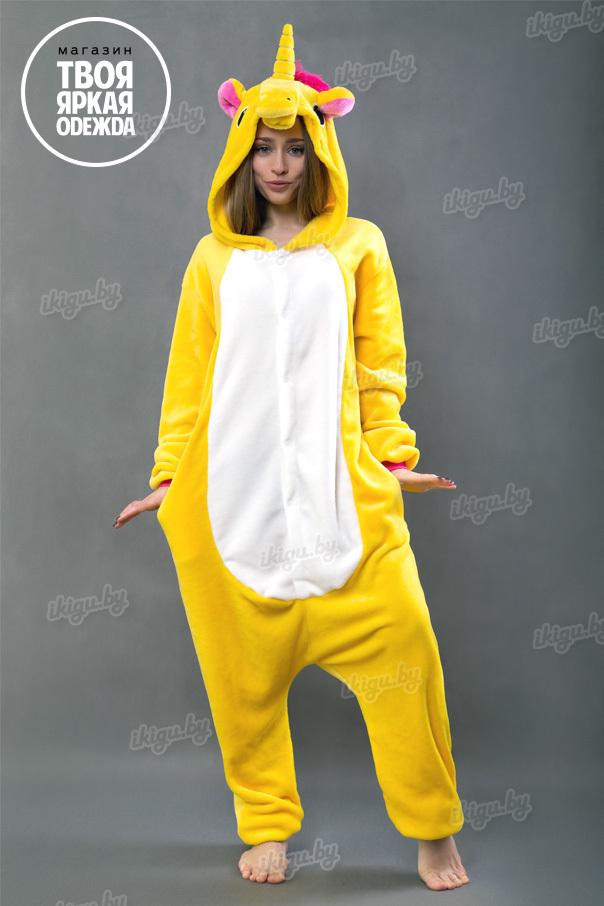 Пижамы кигуруми Единорог Солнечный unicorn san.jpg eabe0f8355a01