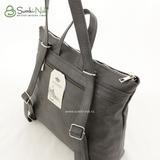 Сумка Саломея 2001 итальянский серый (рюкзак)