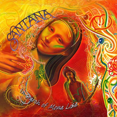 Santana / In Search Of Mona Lisa (12
