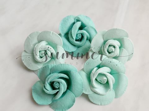 Набор бумажных роз