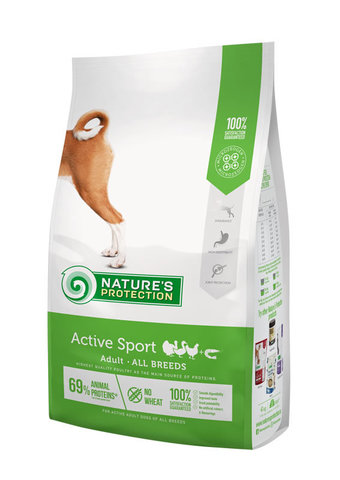Active Sport Adult All Breeds food for dogs