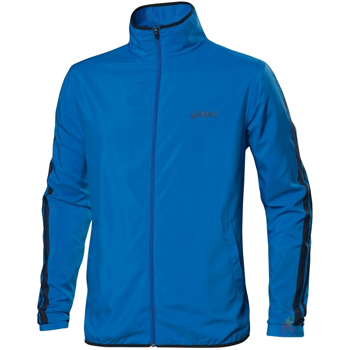 Мужская ветровка Asics Woven Track Jacket (113154 0861) голубая фото