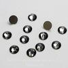 2058 Стразы Сваровски холодной фиксации Crystal Silver Night ss30 (6,32-6,5 мм)