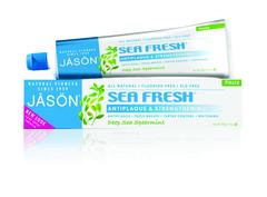 Зубная паста «Морская свежесть» укрепляющая без фтора
