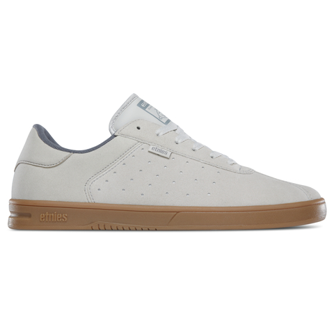 Кеды ETNIES The Scam (White/Gum)