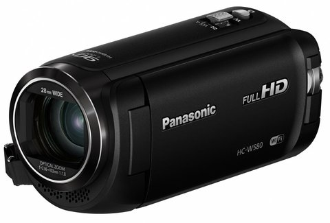 Видеокамера Panasonic HC-W580 Black