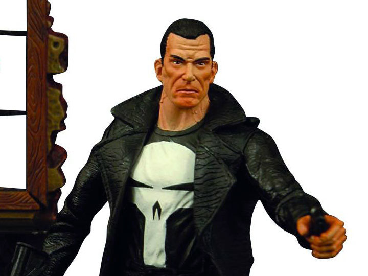 Фигурка Каратель (The Punisher) - Marvel Select