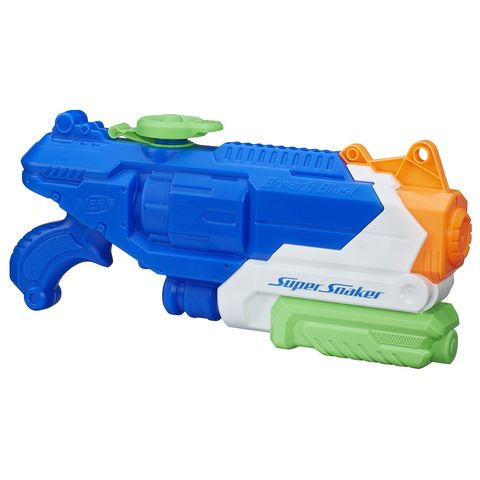 Nerf: Водяной бластер Super Soaker Breach Blast B4438 — Nerf Super Soaker Breach Blast — Нерф Нёрф Хасбро