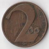 K7234, 1924, Австрия, 2 гроша