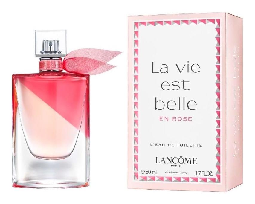 La Vie Est Belle En Rose EDT