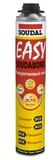 Полиуретановый клей в аэрозоле Soudal Soudabond Easy Gun 750 мл (12шт/кор)