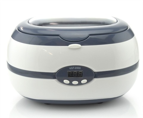 Ультразвуковая ванна Ultrasonic VGT-2000 для очистки и стерилизации