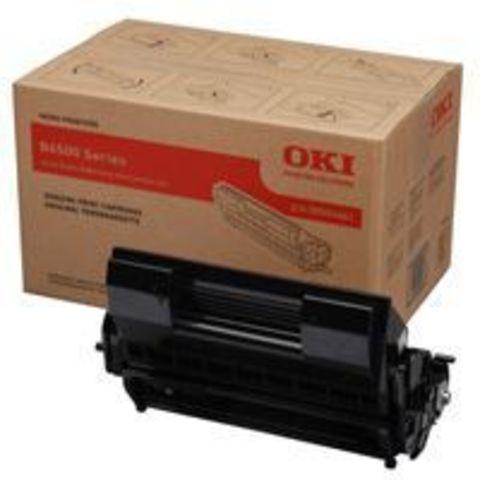 Принт-картридж (тонер+барабан) для принтера OKI B6500 (код заказа: 09004461), Ресурс 13k  страниц A4