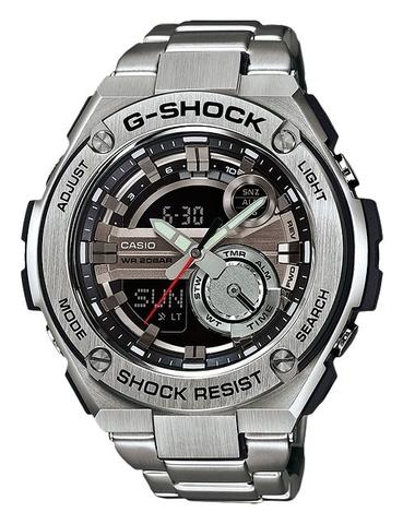 Часы мужские Casio GST-210D-1AER G-Shock G-Steel
