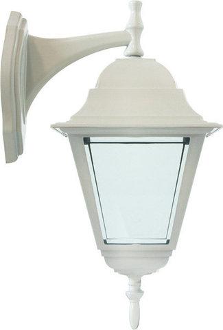Светильник садово-парковый, 60W 230V E27 белый, 4101 (Feron)