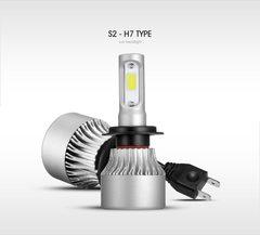 Светодиодные лампы H7 Headlight Patrol COB S2 комплект