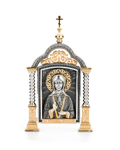 Парадная икона «Матрона».