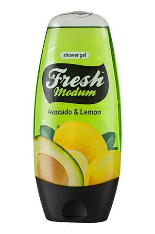 Modum Modum Fresh Гель для душа Avokado & Lemon 250мл