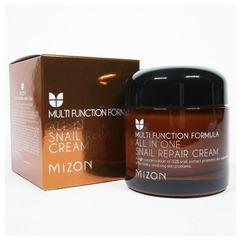 Mizon All One Snail Repair Cream - Восстанавливающий крем с экстрактом улитки