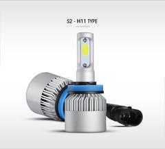 Светодиодные лампы H11 Headlight Patrol COB S2 комплект