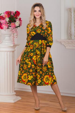 Платье Русская былина