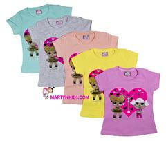 1188 футболка Две куколки