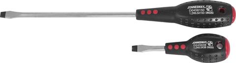 D04S350 Отвертка стержневая шлицевая FULL STAR, SL3х50 мм
