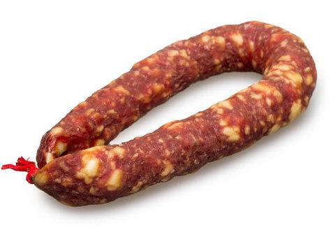 Колбаса сырокопчёная