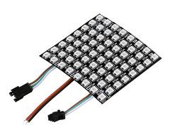 Светодиодная RGB матрица 8×8