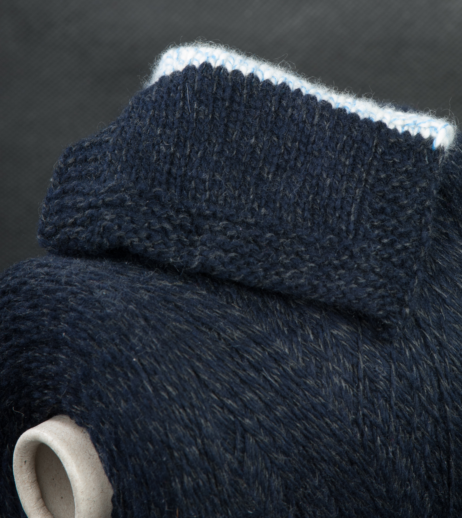 18088-Piuma, кашемир, темно-синий