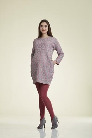 Платье 05379 розовый
