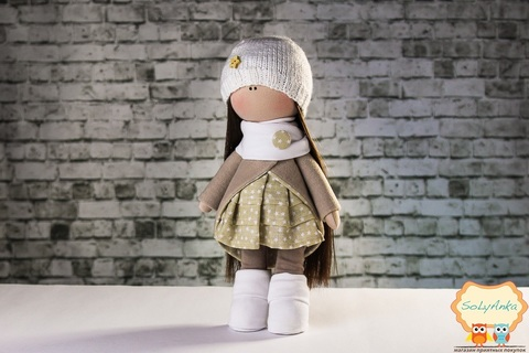 Кукла Полли из коллекции - Fairy doll