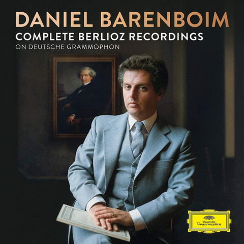 Daniel Barenboim / Complete Berlioz Recordings On Deutsche Grammophon (10CD)