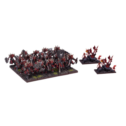 Forces of the Abyss - Lower Abyssals Regiment