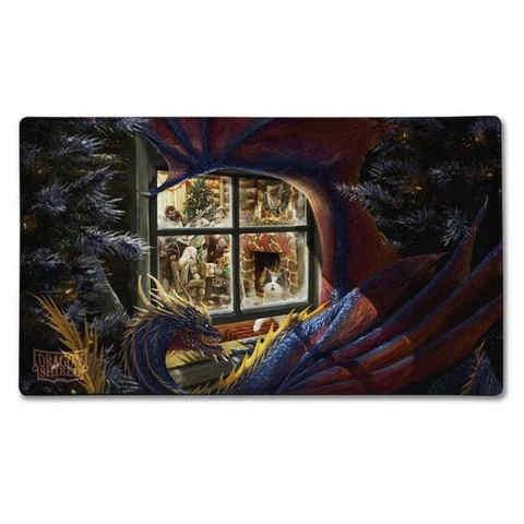 Dragon Shield: Playmat Christmas Dragon ПРЕДЗАКАЗ