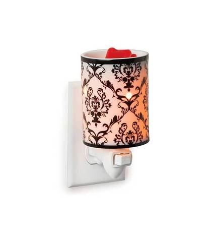Аромасветильник розеточный Дамасский фарфор, Candle Warmers