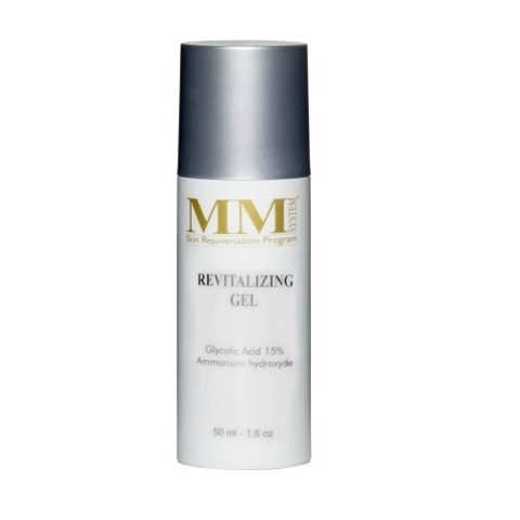 Mene&Moy System Гель восстанавливающий для лица с гликолевой кислотой Revitalizing Gel 15% 50мл