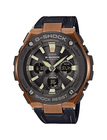 Часы мужские Casio GST-W120L-1AER G-Shock G-Steel