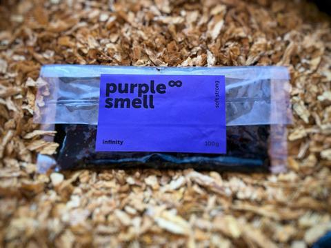 Табак Infinity 100 г Purples Smell