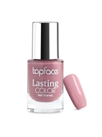 Topface Лак для ногтей Lasting color тон 14, ириска - PT104 (9мл)