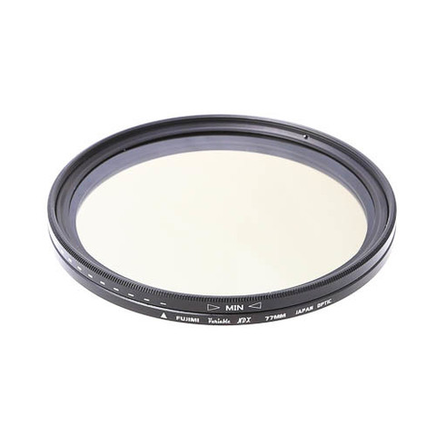 Нейтрально-серый фильтр Fujimi Vari ND2 - ND400 58mm