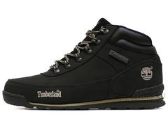 Мужские Ботинки Timberland Euro Sprint Waterproof Graphit С Мехом